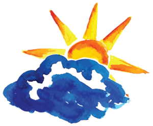 Children's Poem of the Month: Sun, Clouds, Sky
